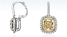 15 Percent Off Diamond Earrings