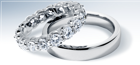 Blue Nile offers diamond wedding rings, diamond eternity rings, and wedding bands
