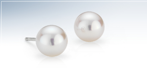 Premier Akoya Cultured Pearl Earrings