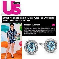 US Weekly - 2012 Nickelodeon Kids' Choice Awards: What the Stars Wore