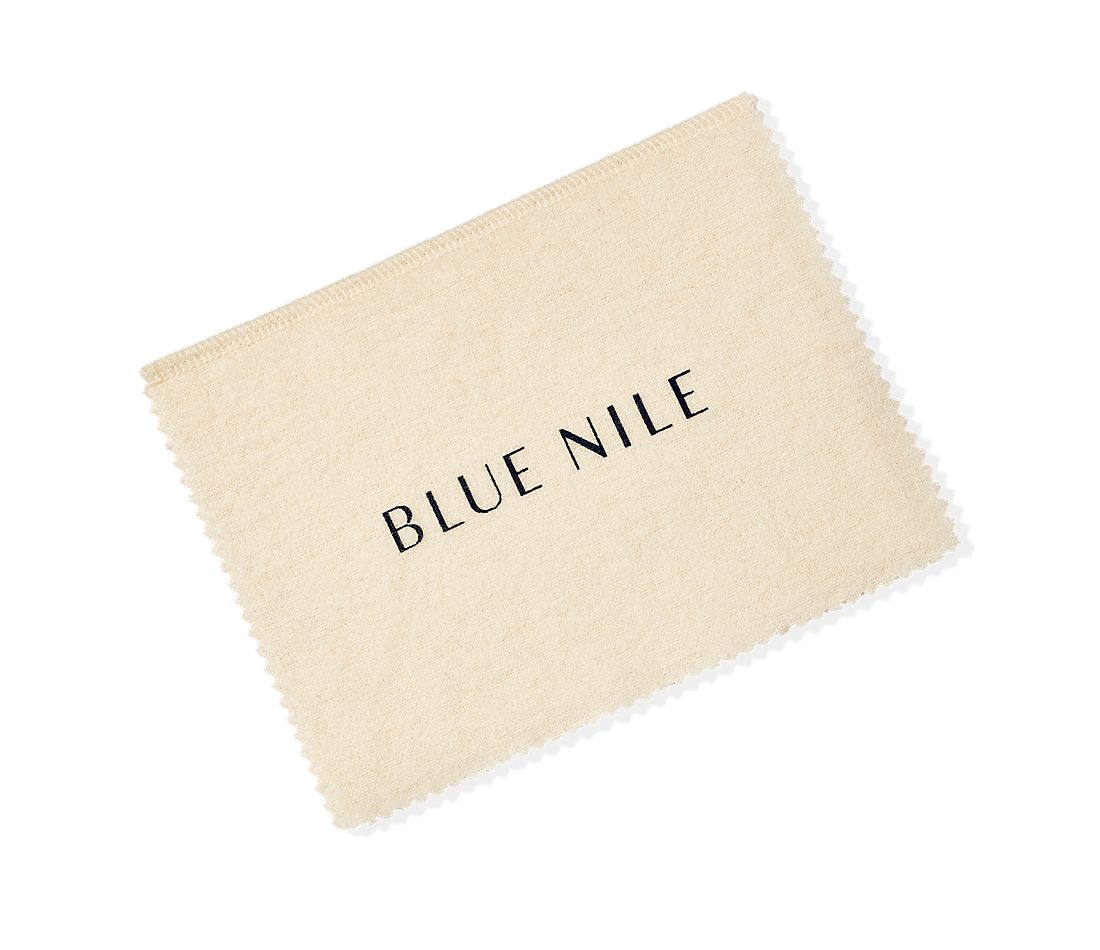 Blue Nile Jewelry Polishing Cloth
