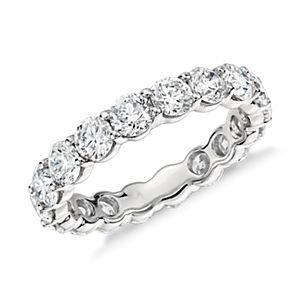 Classic Diamond Eternity Ring in Platinum (5 ct. tw)