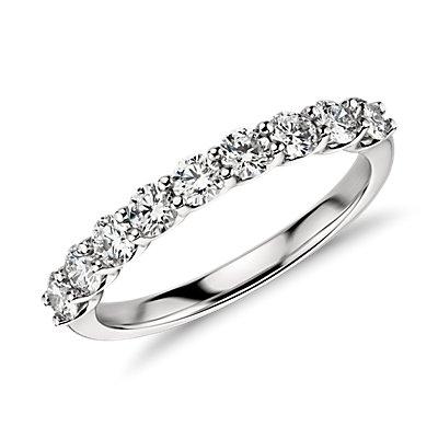 White Gold Black Diamond Wedding Band 65 Fresh Classic diamond wedding rings