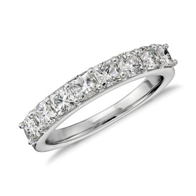 Cushion Cut Diamond Ring in Platinum (1.25 ct. tw.)