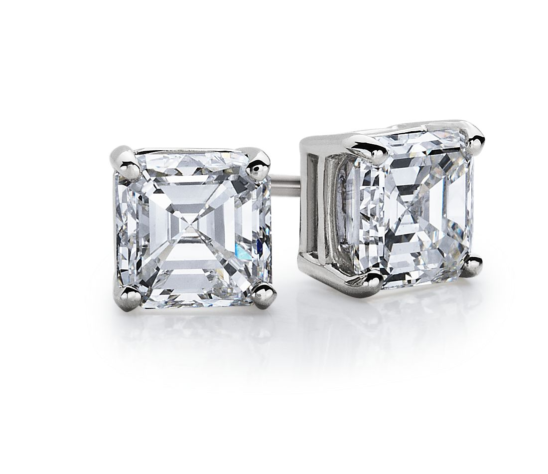 ct unique cluster earrings of white stud carat with tw diamonds idea diamond in gold costco wedding