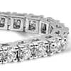 Diamond Tennis Bracelet in 18k White Gold (8 ct. tw.)