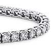 Blue Nile Signature Ideal Cut Diamond Tennis Bracelet (10 ct. tw.)