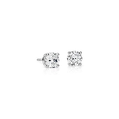 Premier Diamond Earrings in Platinum (1 1/2 ct. tw.)