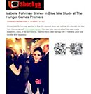 Shockya - Diamond Studs As Seen on Isabelle Fuhrman