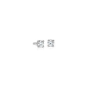 Premier Diamond Stud Earrings in Platinum (1/4 ct. tw.) -  F / VS
