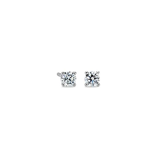 NEW Premier Diamond Earrings in Platinum (1/2 ct. tw.) - F / VS