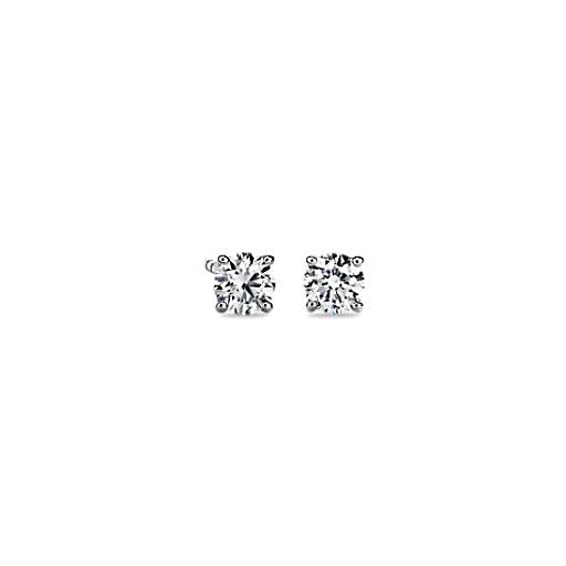 NEW Premier Diamond Earrings in Platinum (3/4 ct. tw.) - F / VS