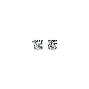 Premier Diamond Earrings in Platinum (3/4 ct. tw.) - F / VS