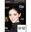 StyleBistro - Diamond Studs As Seen on Isabelle Fuhrman