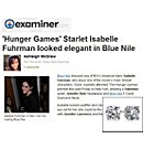 Examiner.com - Clous de diamants comme vu sur Isabelle Fuhrman