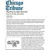 Chicago Tribune - Dig Deep for the Right Diamond