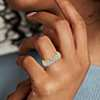 Radiance Diamond Eternity Ring in 18k Yellow Gold (2 ct. tw.)