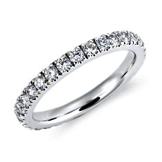 Nouveau Eternity Ring in Platinum (1 ct. tw.)
