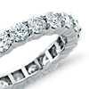 Diamond Eternity Ring in Platinum (3 ct. tw.)