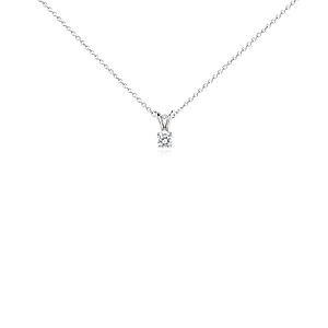 Diamond Pendant in Platinum (1/3 ct. tw.)