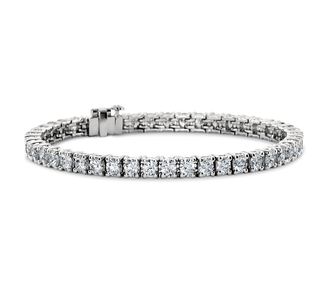 Premier Diamond Tennis Bracelet in Platinum (7 ct. tw.)