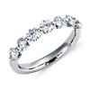 Classic Floating Diamond Ring in Platinum (1 ct. tw.)