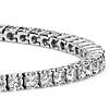 Diamond Tennis Bracelet in 18k White Gold (4 ct. tw.)