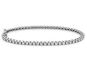 Diamond Tennis Bracelet in 14k White Gold (2 ct. tw.)
