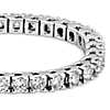 Diamond Tennis Bracelet in 14k White Gold (4 ct. tw.)