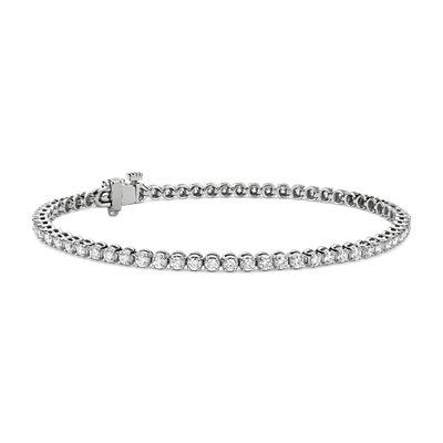 Beautiful Diamond Bracelets Bar Tennis Bezel Amp More