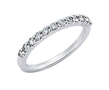 Bella Diamond Ring in 18k White Gold (1/3 ct. tw.)