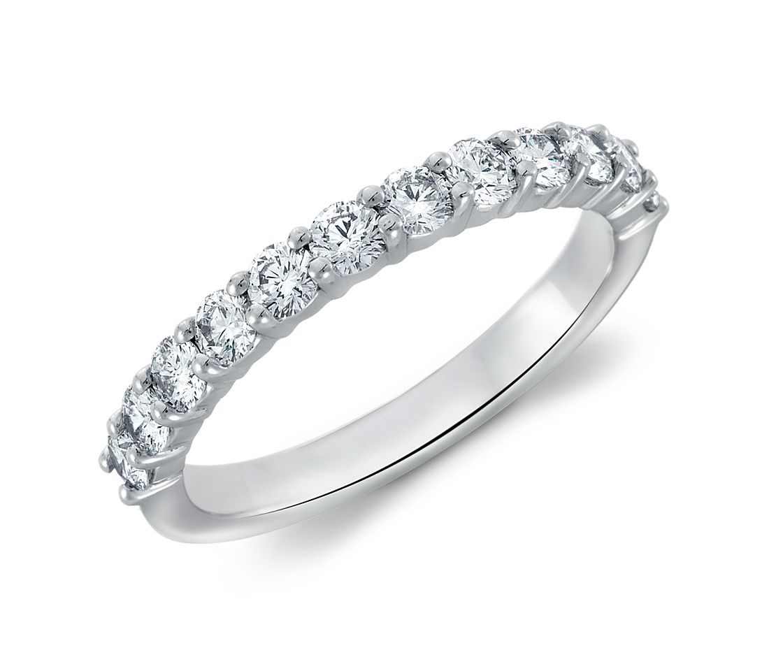 Bella Classic Diamond Ring in Platinum (2/3 ct. tw.)