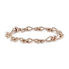 Elegant Bracelet in Vermeil or rose