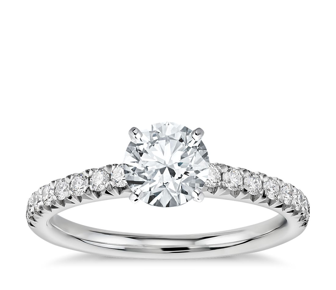 french adiamor best archives rings style engagement halo cushion cut blog category