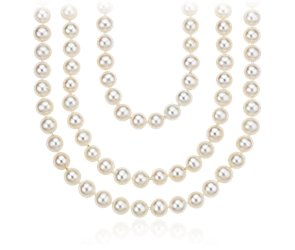 Freshwater Cultured Pearl Necklace (100