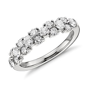 Garland Diamond Ring in Platinum (1 ct. tw.)