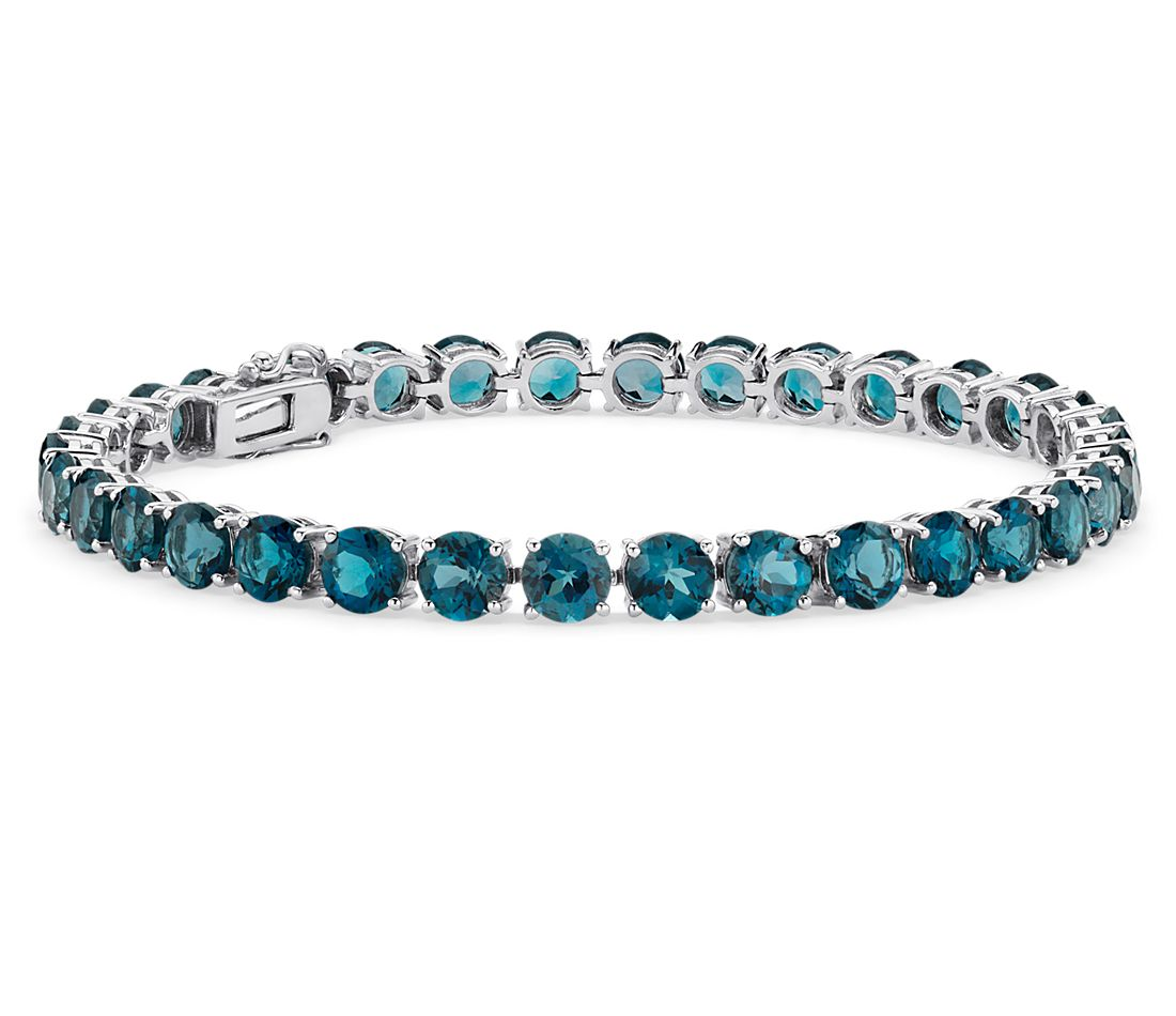 London Blue Topaz Bracelets 99