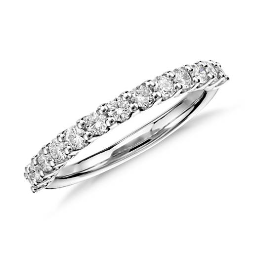 Luna Diamond Wedding Ring in Platinum (1/2 ct. tw.)