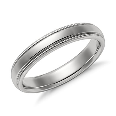 Platinum Rings For Men Blue Nile