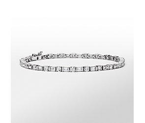Monique Lhuillier Tennis Bracelet