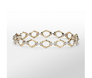Monique Lhuillier Embrace Diamond Bracelet