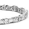 Monique Lhuillier Tennis Bracelet in 18k White Gold (5 ct. tw.)