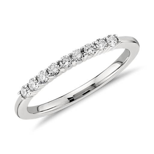 Petite Diamond Ring in Platinum (1/5 ct. tw.)