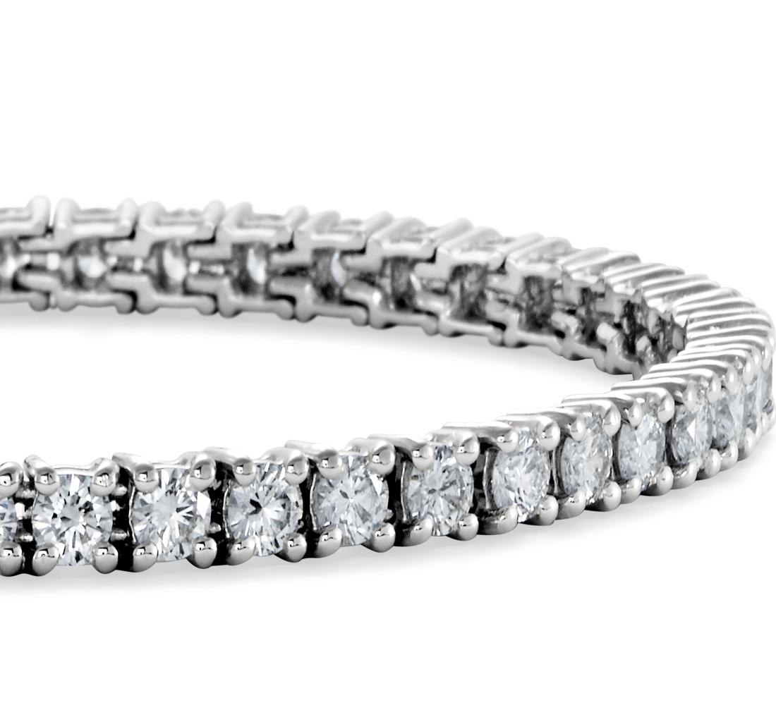 Premier Diamond Tennis Bracelet in Platinum (5 ct. tw.)