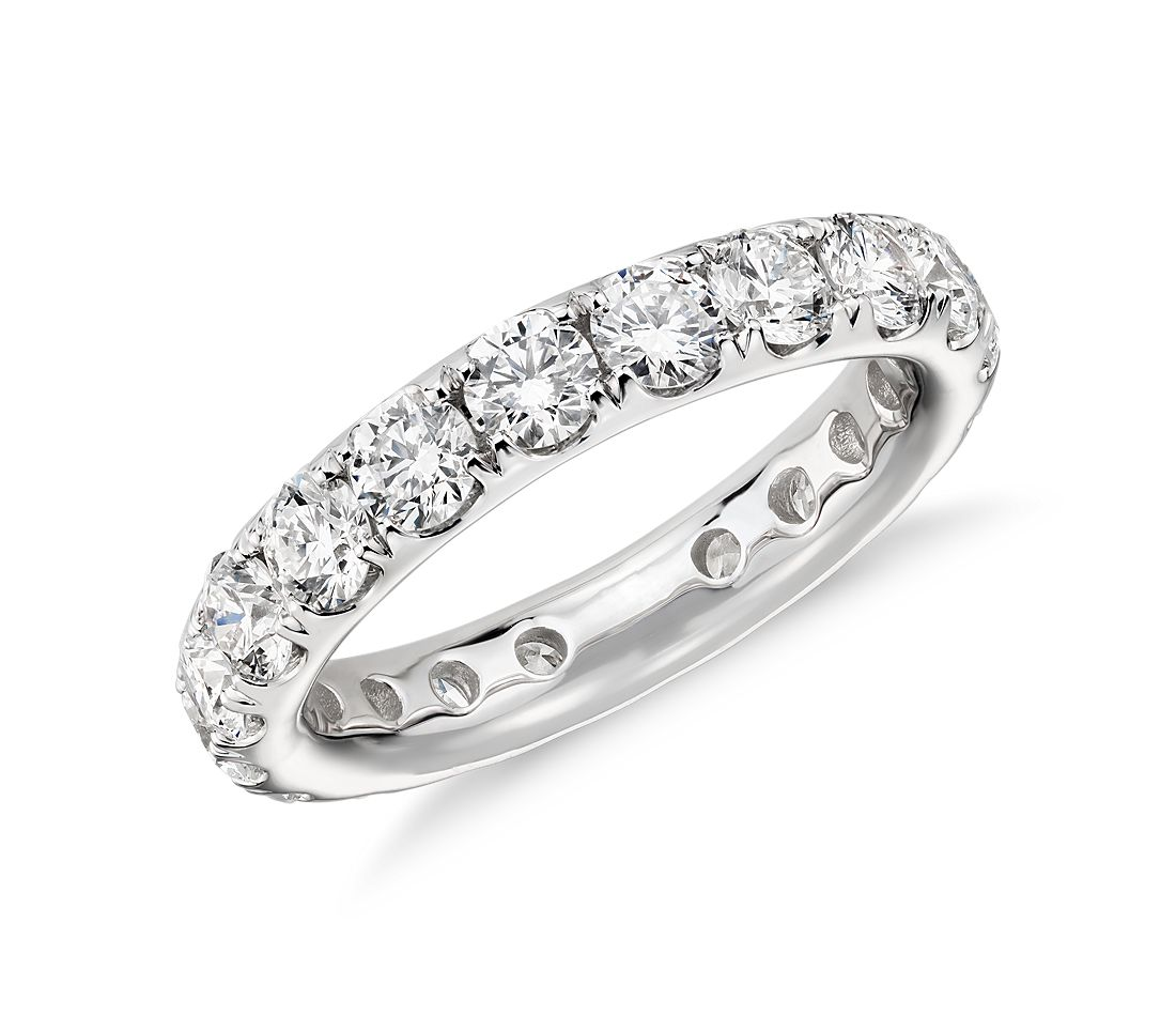 Riviera Pavé Diamond Eternity Ring In 18k White Gold  H. Wide Wedding Rings. Matte Rings. Dark Engagement Rings. Opposite Wedding Rings. Modern Vintage Wedding Rings. Maried Wedding Rings. Wedding Indian Engagement Rings. Jewerly Engagement Rings
