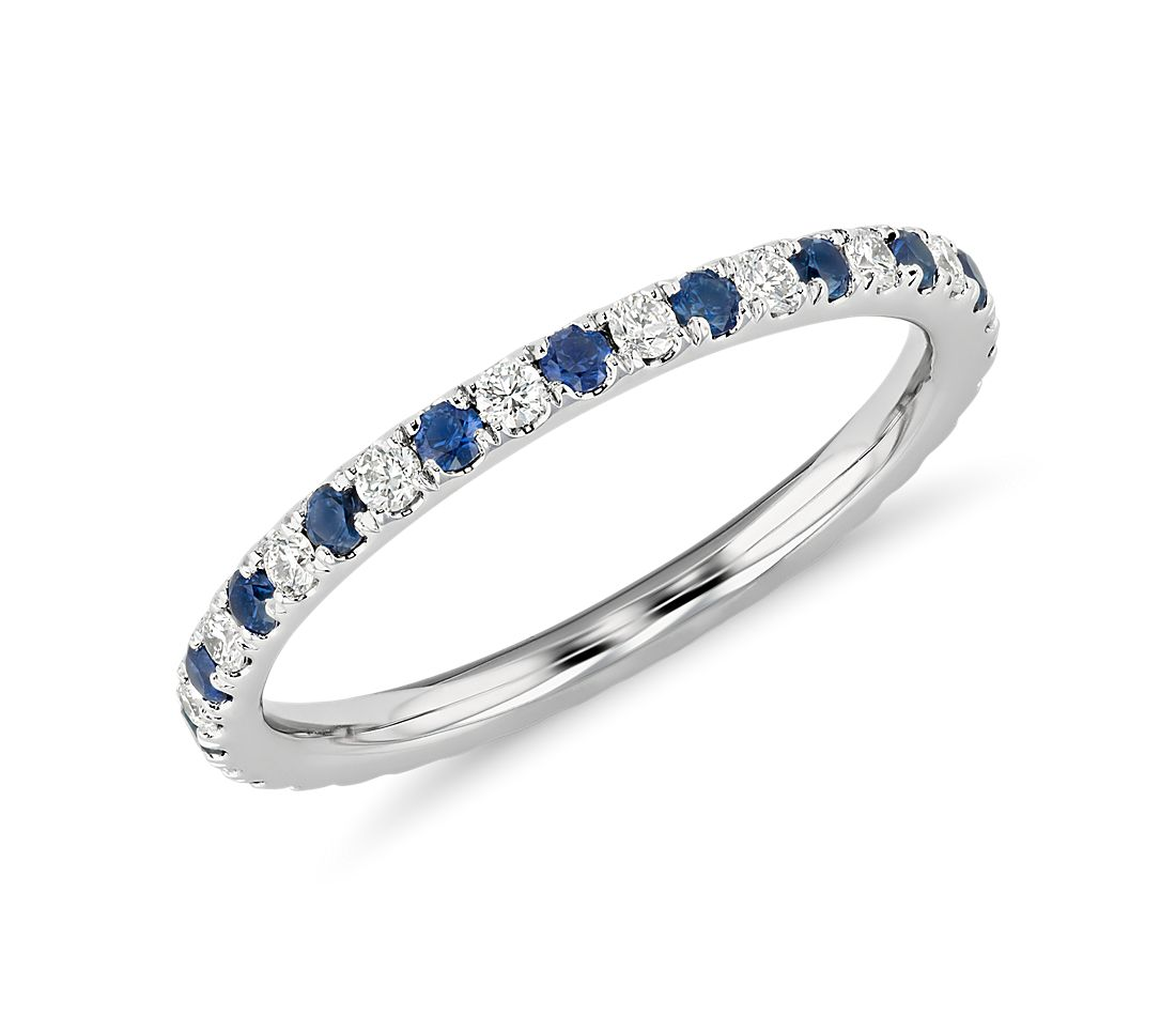 Riviera Pavé Sapphire And Diamond Eternity Ring In 14k. Fashion Blogger Wedding Rings. Starcraft Rings. Mermaid Wedding Rings. Sandalwood Wedding Rings. Rare Metal Wedding Rings. Micropavé Engagement Rings. Womens Walmart Wedding Rings. Musgravite Rings