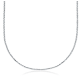Cable Chain in Sterling Silver
