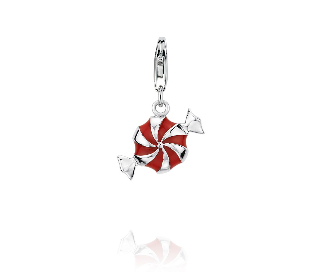 Candy Charm in Sterling Silver