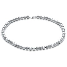 Collier en perles en Argent sterling (8 mm)