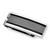 Avenue Money Clip in Stainless Steel